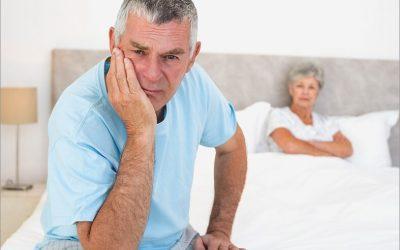 A prosztata megbetegedések hatása a merevedésre